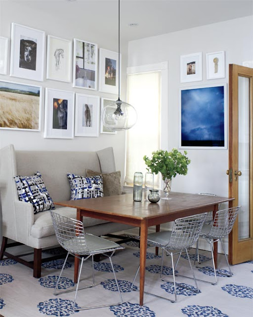 Breakfast Nooks: Kitchen Bench Seats / Banquettes