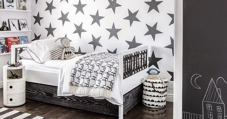 Diy With The Boys Black White Bedroom The White Approach
