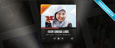 Lirik lagu Fatin Shidqia Lubis - Dynamite
