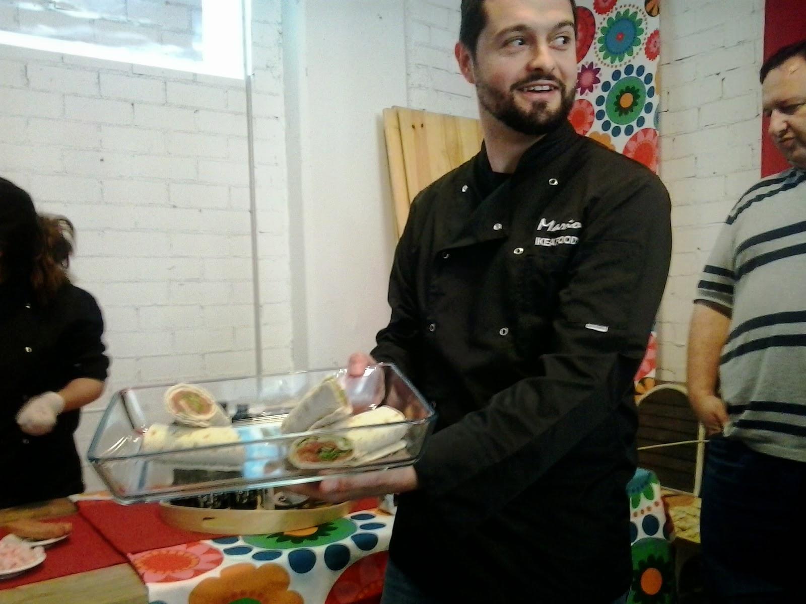 En busca de un empleo en ikea valencia abril 2014 - Trabajo de jefe de cocina ...