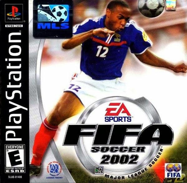 Ea Fifa 2002 Game