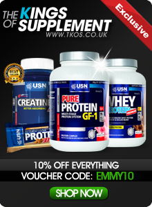 Discounted Protein and Supplements