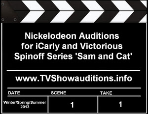 Nickelodeon Casting Auditions Sam and Cat