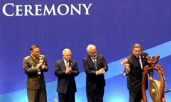 Pembukaan JIDD ke-3 oleh Presiden SBY
