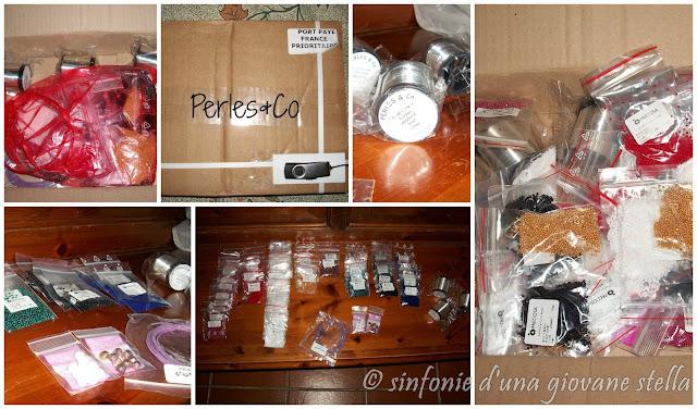 recensione ● perles&co ottimo shop online perline minuteria accessori per bigiotteria homemade