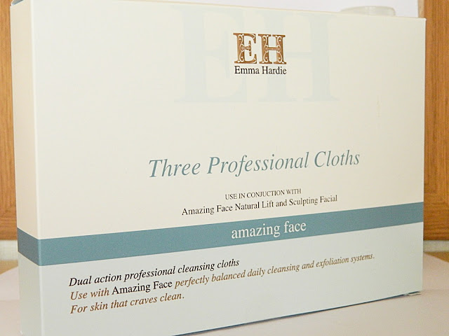 Emma Hardie Amazing Face Dual Action Professional Cleansing Cloths