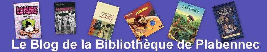 Le Blog  de la Bibliothèque de Plabennec