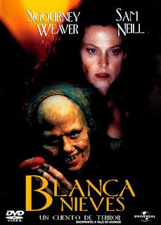 Blancanieves: Un Cuento de Terror / La Verdadera Historia Poster