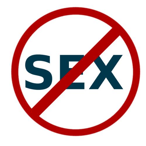 Say no to sex