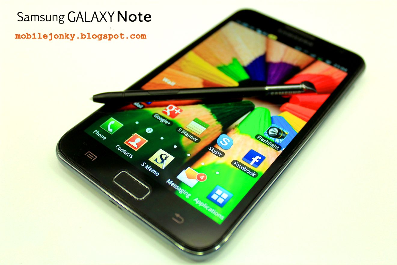 Mobile Jonky: Samsung Galaxy Note Price in Pakistan with ...