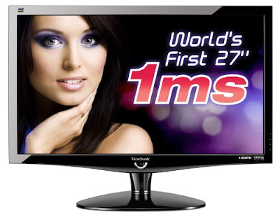 Viewsonic VX2739wm 27-inch Full HD 1080p LCD Monitor review