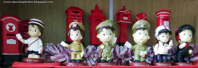 History of the Thai Postman. Phuket