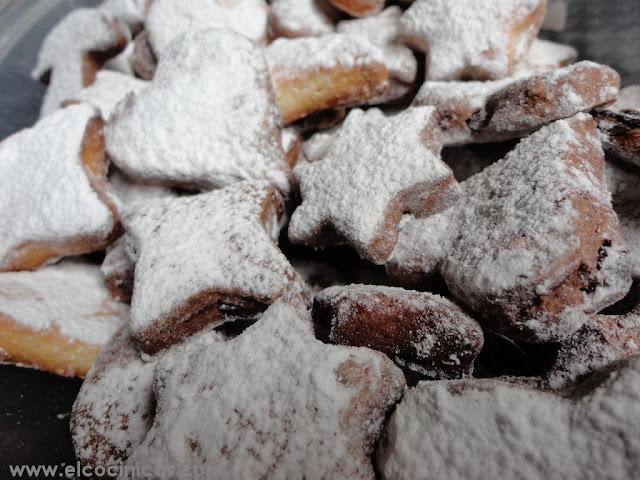 Galletas de Mantequilla. Galletas de chocolate
