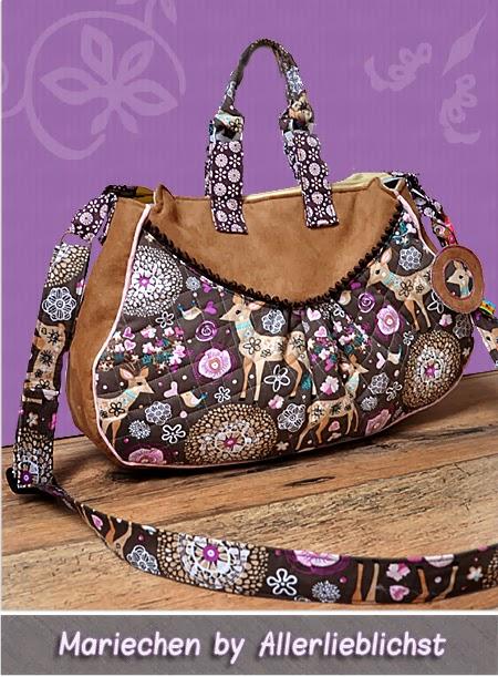 Tasche Mariechen von Allerlieblichst