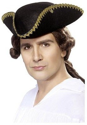 Stand And Deliver Tricorn Hat