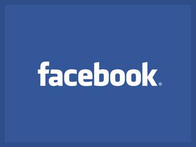 caixa de fãs Facebook
