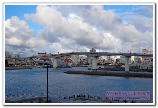 沖繩市區與大橋