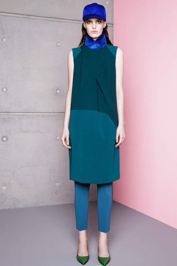 Fashion runway max mara resort 2014 cool chic style fashion