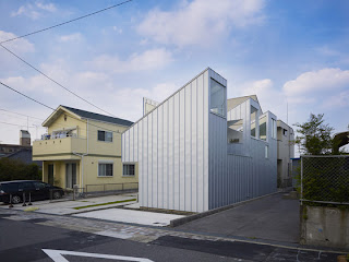 Casa de acero Japón