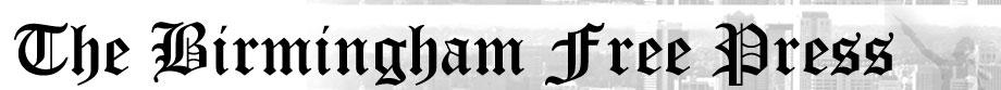 Birmingham Free Press Editorial
