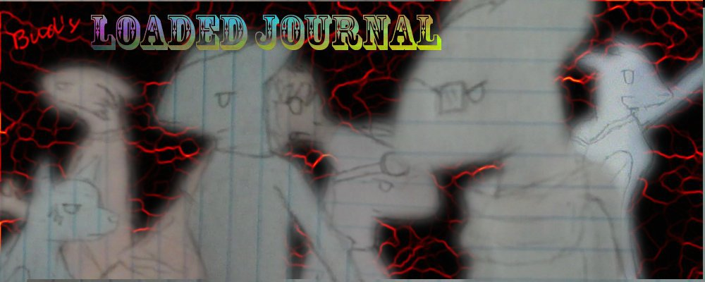 Bud's Loaded Journal