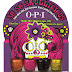 OPI So So Skullicious Halloween 2012 Collection