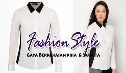 Model dan Harga Baju Kemeja Wanita Terbaru
