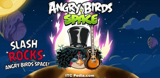 Angry Birds Space Premium v1.5.1 - Android