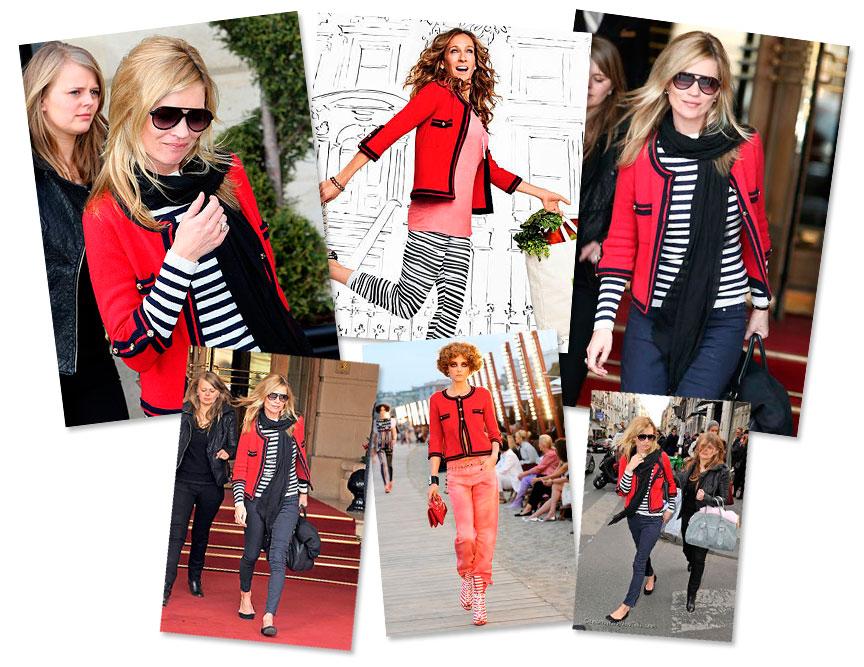 Patrón gratis: chaqueta tipo Chanel - yo elijo Coser