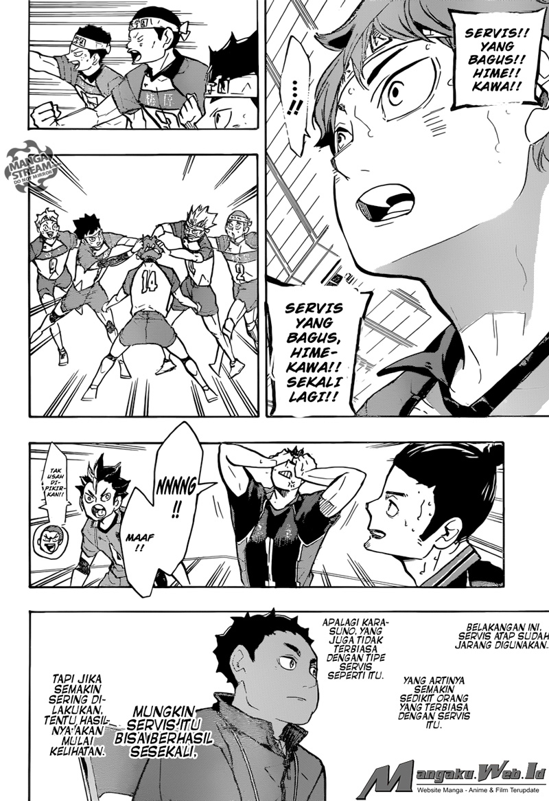 Haikyuu!! Chapter 239-16
