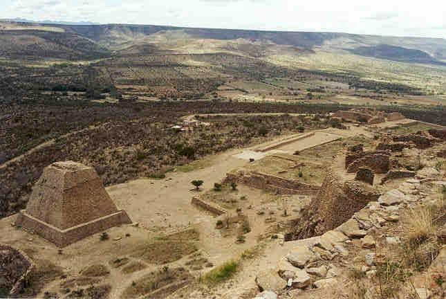 Arqueología en Zacatecas
