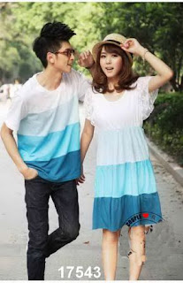 dress couple korea