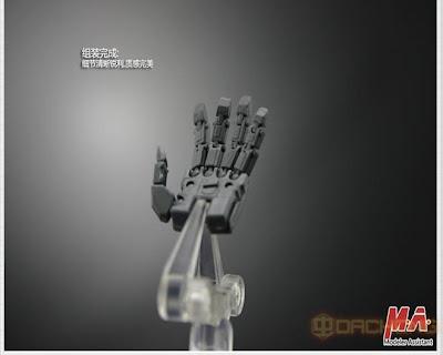Master Grade Upgraded Hands