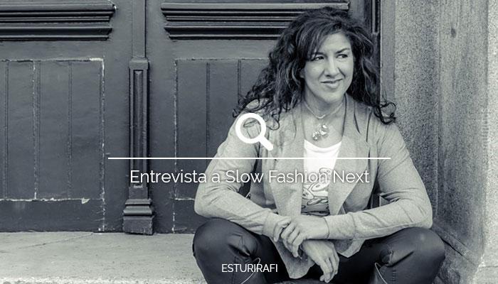 Entrevista a Gema de Slow Fashion Next