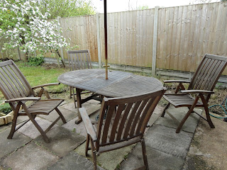 The Current Patio and Table Set