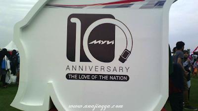 Perodua Myvi 10th Anniversary Limited Edition