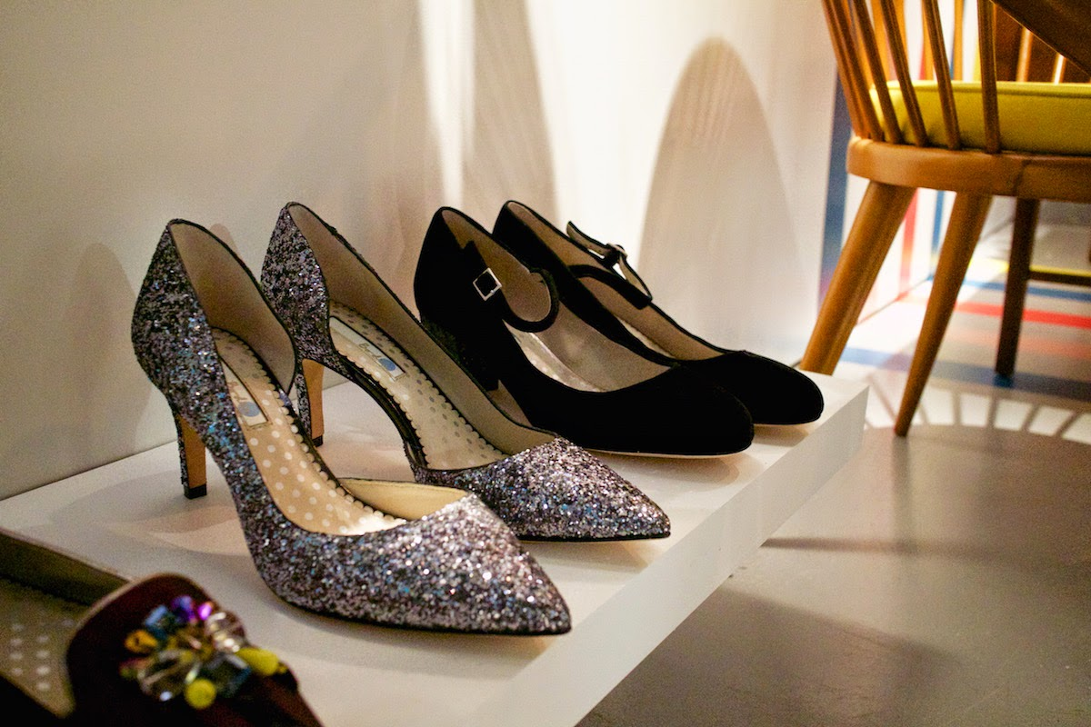 boden aw15 press day blog jewelled loafers and glitter heels new british