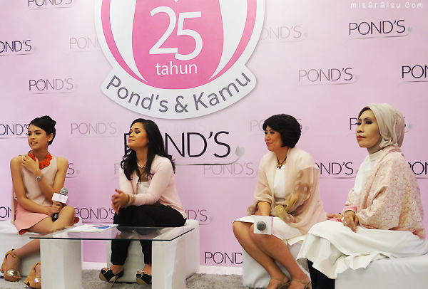 ponds white beauty maudy ayunda