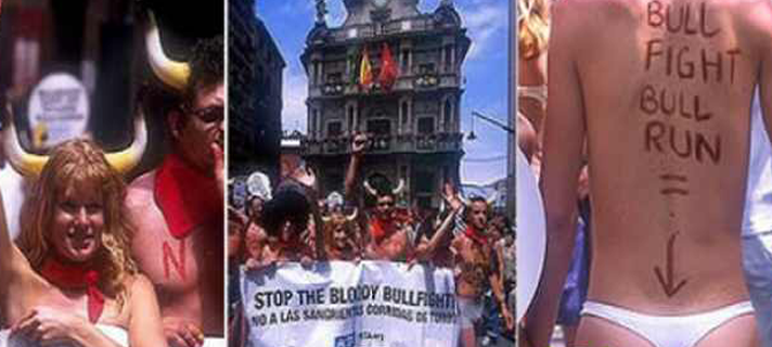 Demo Bugil Paling Aneh Di Dunia