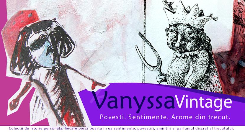 Vanyssa Vintage - Bijuterii Vintage