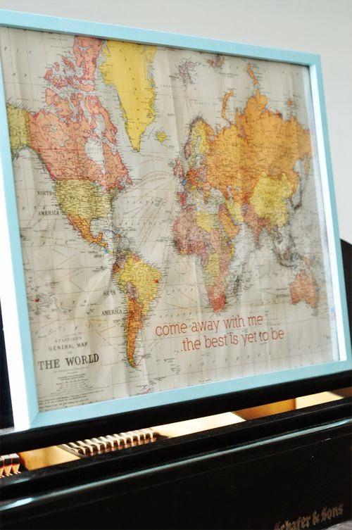 Mapas y hombres