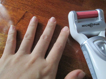 Using_Micro_Pedi_On_fingernails