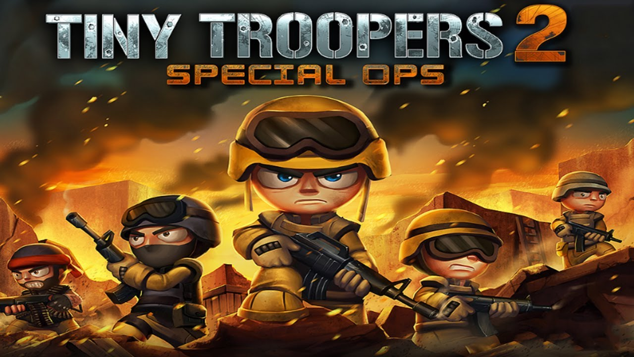 Tiny troopers 2, update