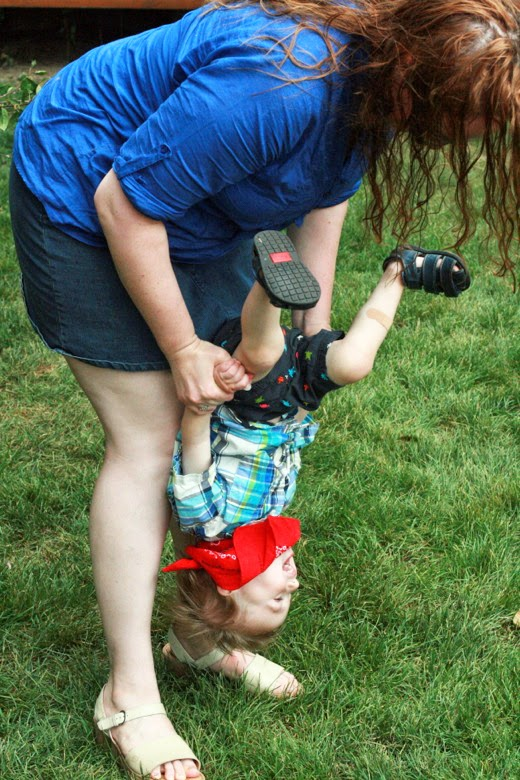 11 playful parenting ideas == Hobo Mama