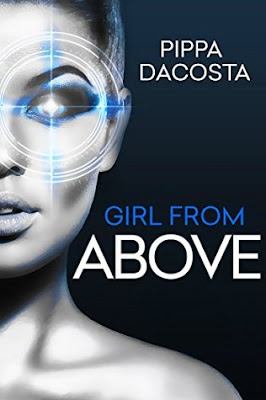 Review: Girl From Above: Betrayal by Pippa DaCosta