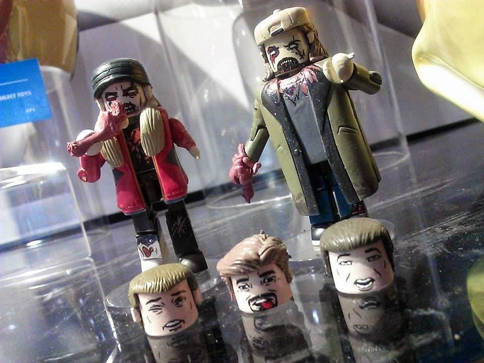 Zombie Jay and Silent Bob (Diamond Select Toys)