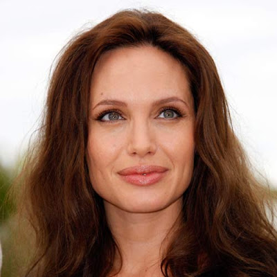 Angelina Without Smith Bubba all home Jolie Makeup make natural Spot: makeup