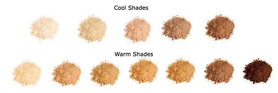 Warm Skin Tones