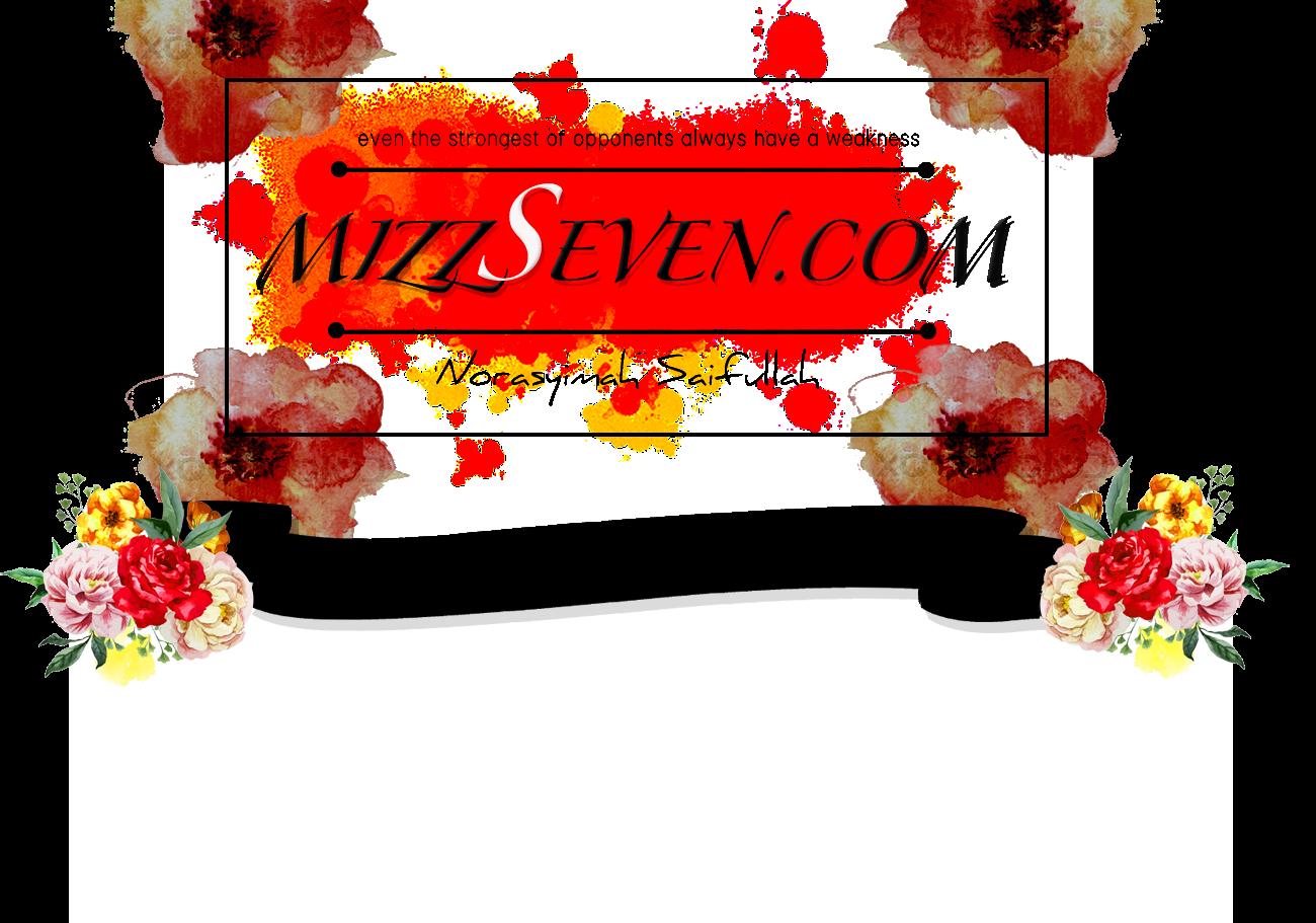 MIZZSEVEN / MALAYSIAN BLOGGER