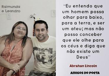 Raimunda e Leandro